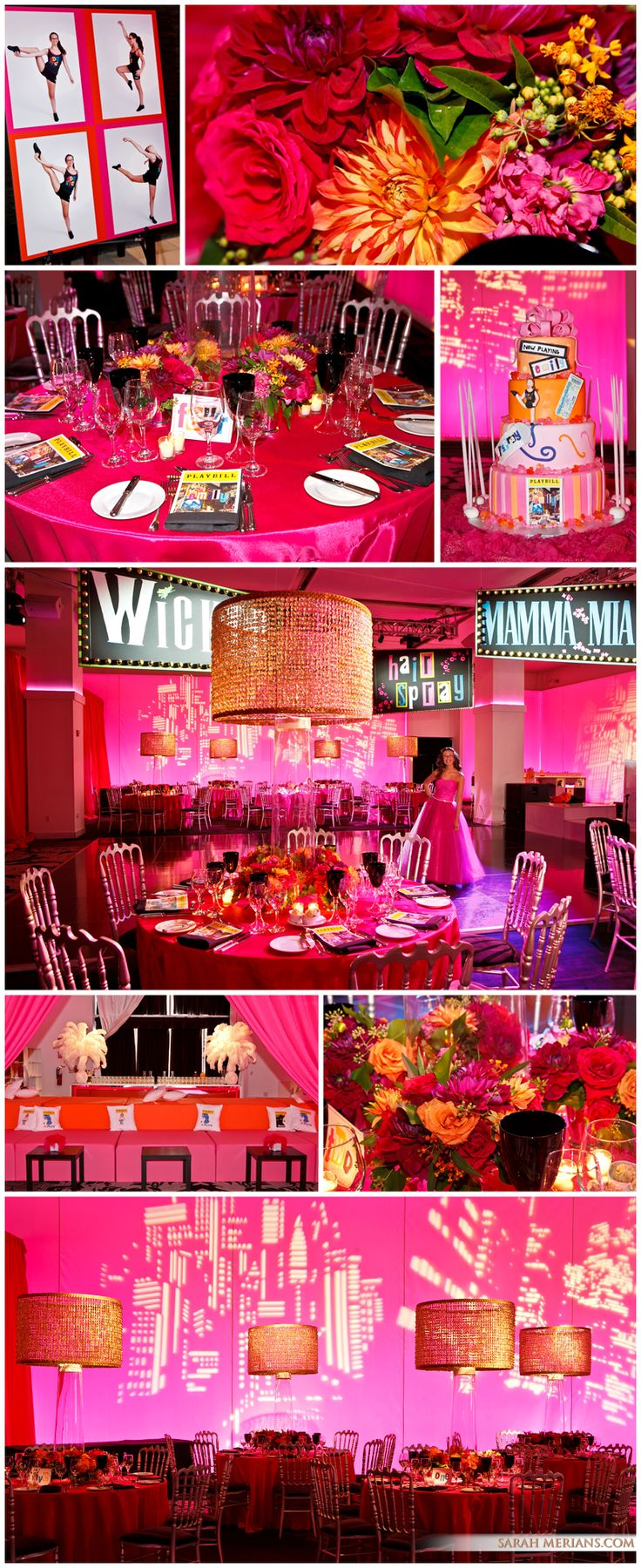 Tags bar and bat mitzvah event decor themes venues - Emily S Bat Mitzvah At New York S Espace