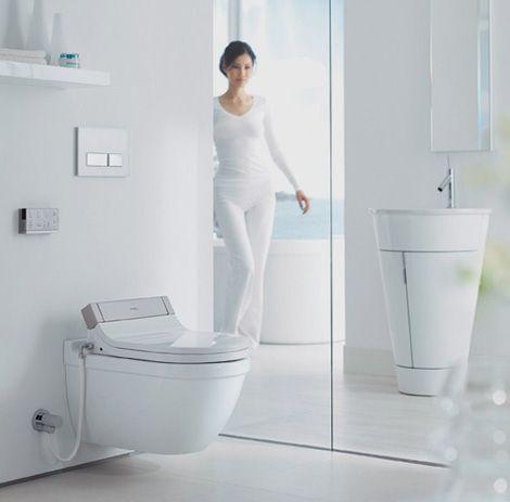 duravit toilet seat sensowash 1