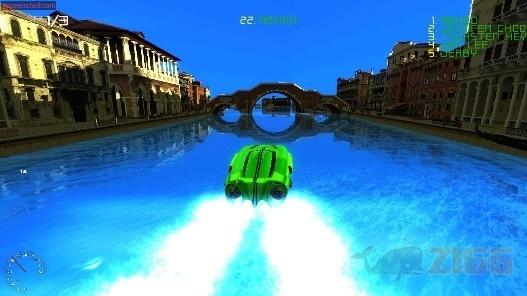 Waveryder - jogo de corrida de lanchas para quem gosta de esportes aquáticos