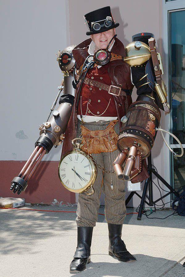 Steampunk World's Fair 2012 photo 3 | 3 of 30