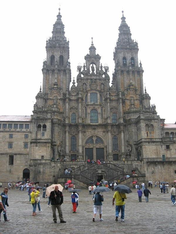 #Spagna #Galizia #Santiago de Compostela