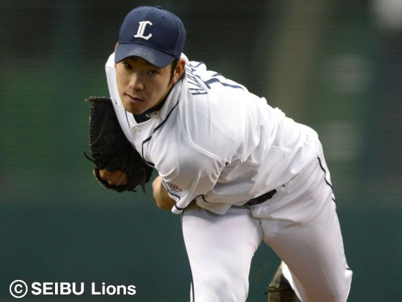 Yuusei Kikuchi hurls his 2nd complete-game shutout of the 2013 season with striking out 7 Fighters and scattering 5 singles en route to his 4th win of the season at Seibu Dome on Sunday, May 5, 2013. The Saitama Seibu Lions reaches the league-leading 20 win mark.