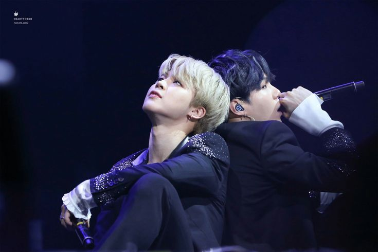 Jimin and Suga~ Y••nmin! ❤ BTS At KCON Mexico~ (170317 I took a Yoonmin break and I suffered.. HastagNeverEverAgain and listen to 'Never Ever' by GOT7 while prasing my Youngjae just cozzz BB's brrrrAAAHHHHH out) #BTS #방탄소년단