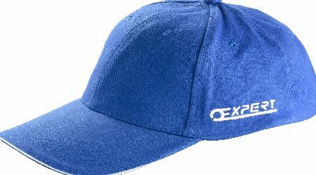 Britool Expert Baseball Cap Blue Britool Baseball cap with embroidered Expert logo on side and white trim on peak. Adjustable strap for optimal fit. Specifications:bull