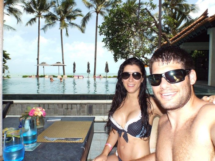 Thailand Honeymoon: Le Méridien Koh Samui