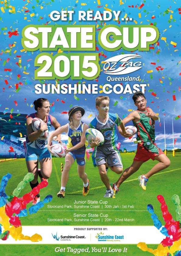 2015 Queensland Oztag State Cup!!!! Bulimba Broncos will be ripping it up - Get Tagged, You'll Love It!