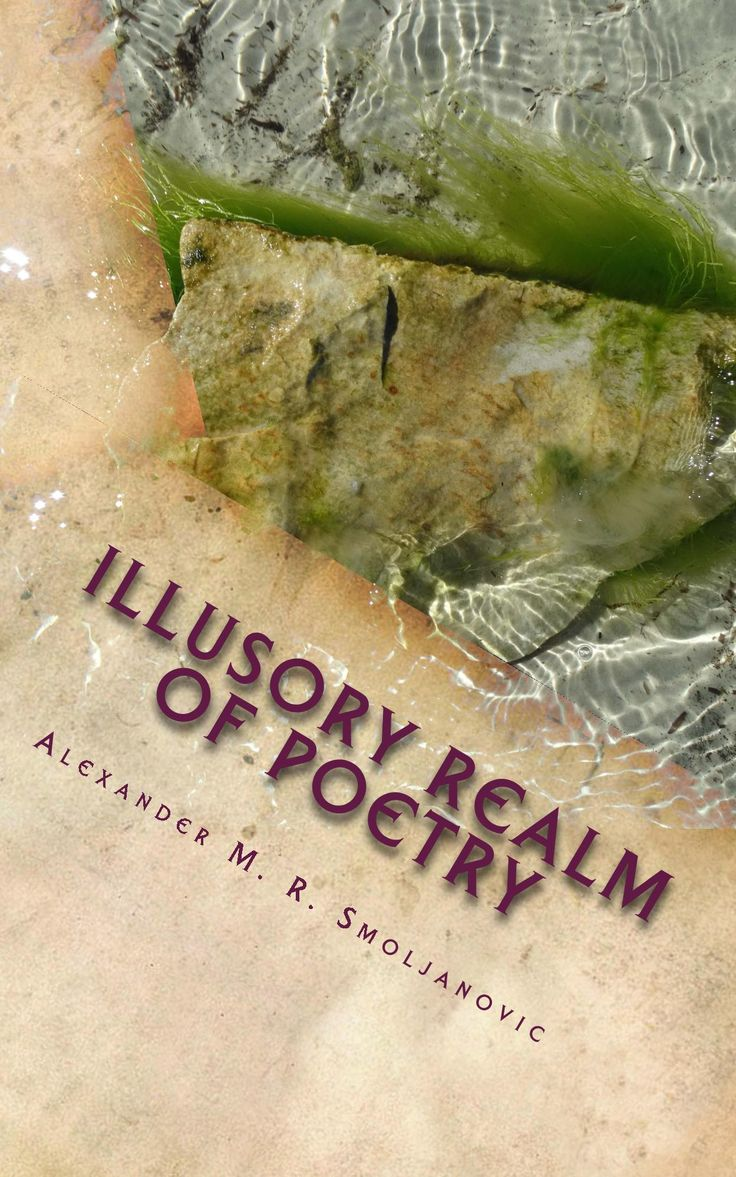 Illusory Realm Of Poetry was the first book published by Alexander M. R. Smoljanovic followed by Loquacious Lair Of Poetry.