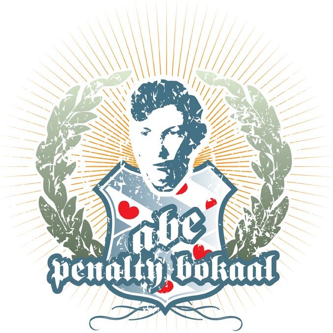 Logo Abe Penaltybokaal by lizzz@lizzz.com