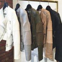 Wish | Leather Jacket Women ladies leather jacket women coat suede coat PU jacket coat