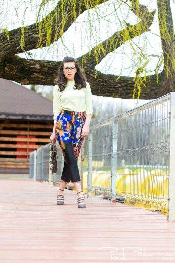 Fashion Blogger  www.ramonacervenciuc.ro  #springoutfit