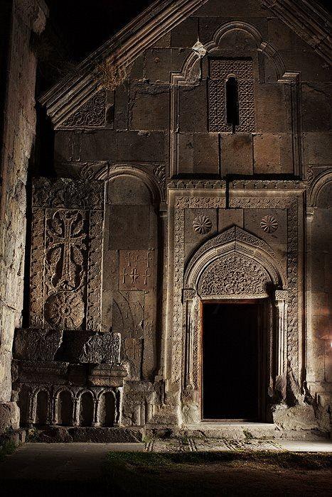 Goshavank Monastery,12 th century.