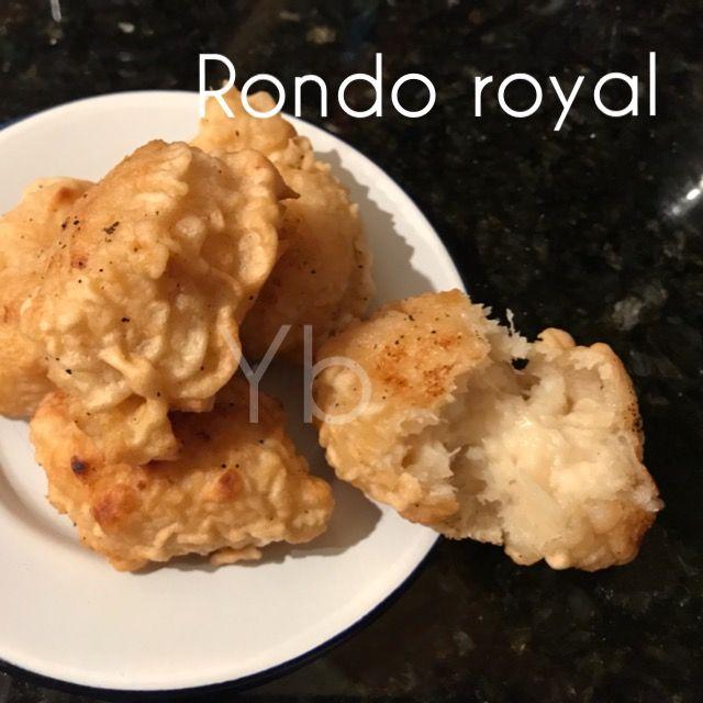 Rondo Royal Tape Goreng Tepung Fried Fermented Cassava Cassava Snacks Fries