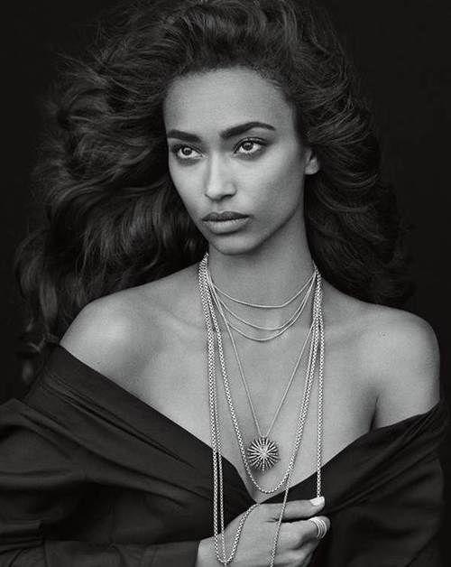Anais Mali, BLACK FEMALE MODELS