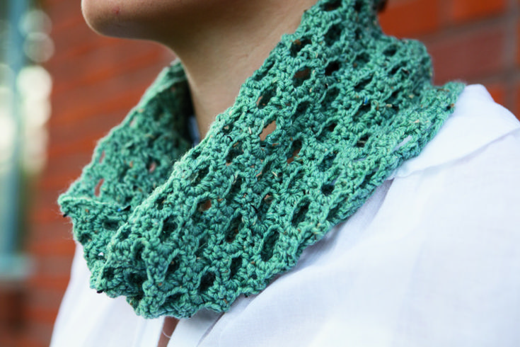 Free Knitted Cowl Patterns Pinterest : Swiss Tweed Cowl - Free Crochet pattern! Free Knit and Crochet Patterns! ...