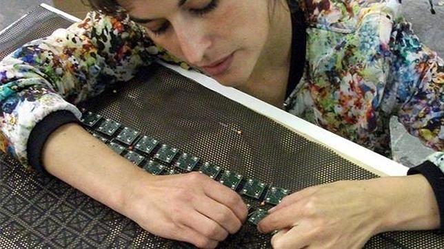 Elena Corchero funde la moda con la tecnología - Abc.es