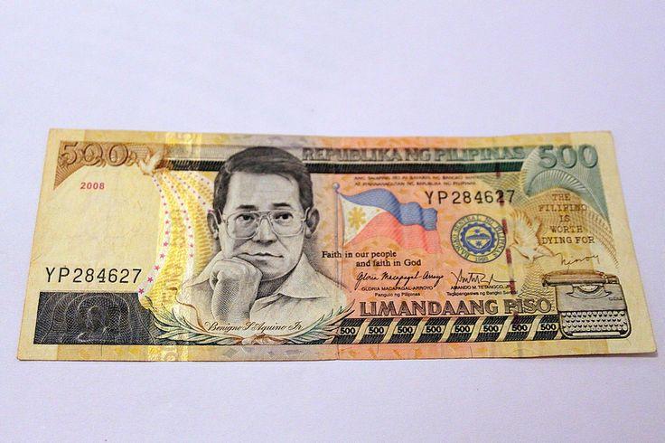500 peso year 2008