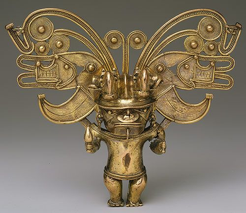 Gold of the Indies | Thematic Essay | Heilbrunn Timeline of Art History | The Metropolitan Museum of Art