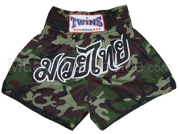 Twins Muay Thai Shorts : TWS-033