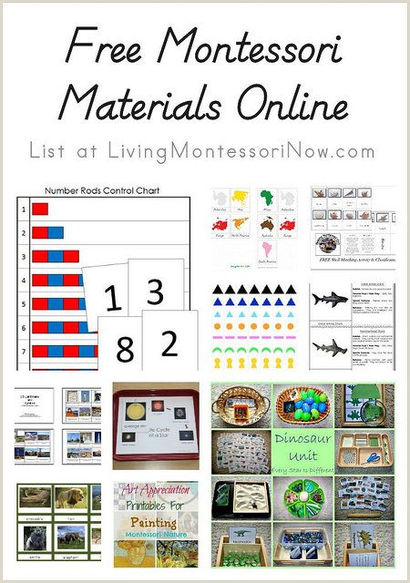 Blog post at LivingMontessoriNow.com : How I would have loved these resources during my years teaching in Montessori schools or in my own homeschool! I still find it amazing that [..]