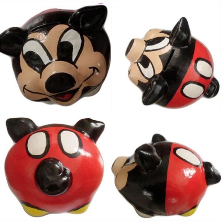 Que no te falte el muñeco más famoso del mundo!! MICKEY MOUSE!! #Ratón #Disney