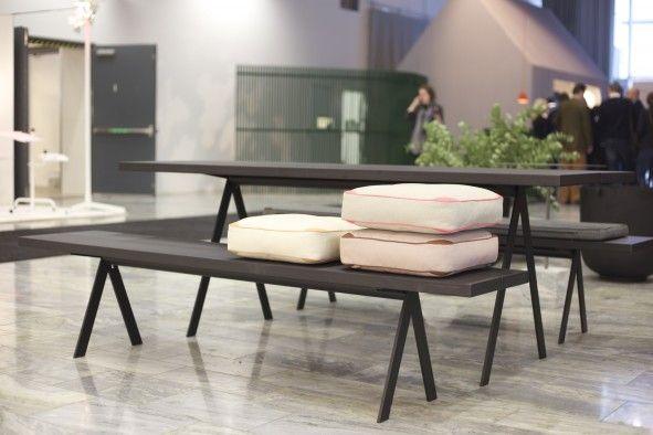 Bildresultat för smalt köksbord dansk design