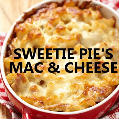 sweetie pies mac and cheese recipe