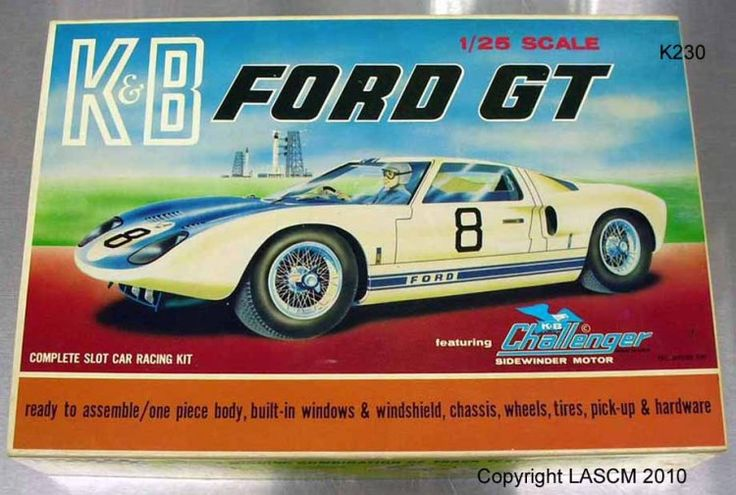 vintage revell American slot cars | ... Slot Car Museum, The best selection of Vintage, museum quality slot