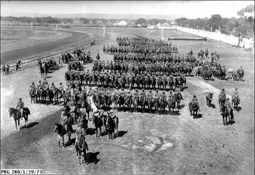 3rd Light Horse Regiment Morphetville