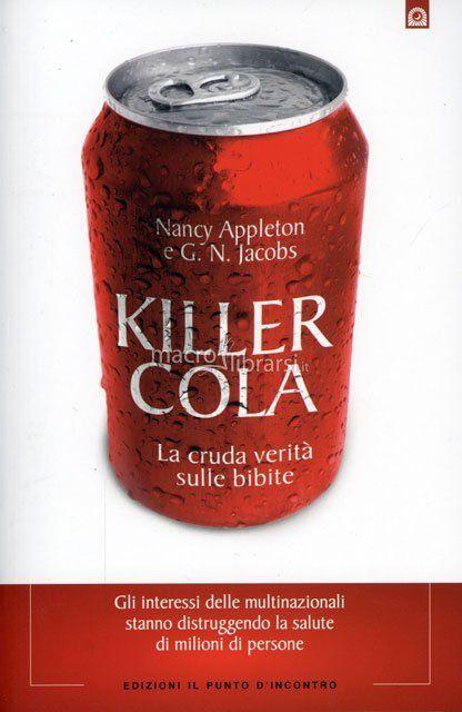 Killer Cola esamina con grande lucidità e senso pratico tutti i pericoli di queste bevande alla luce della loro diffusione, offrendoci soluzioni concrete e la possibilità di vedere finalmente le cose come stanno.