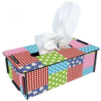 Werkhaus Shop - Tissue-Box 100 - Patchwork