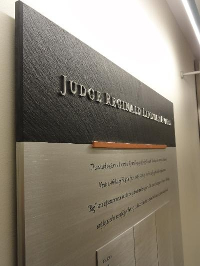 91 best images about donor recognition systems walls on for Exterior signage design