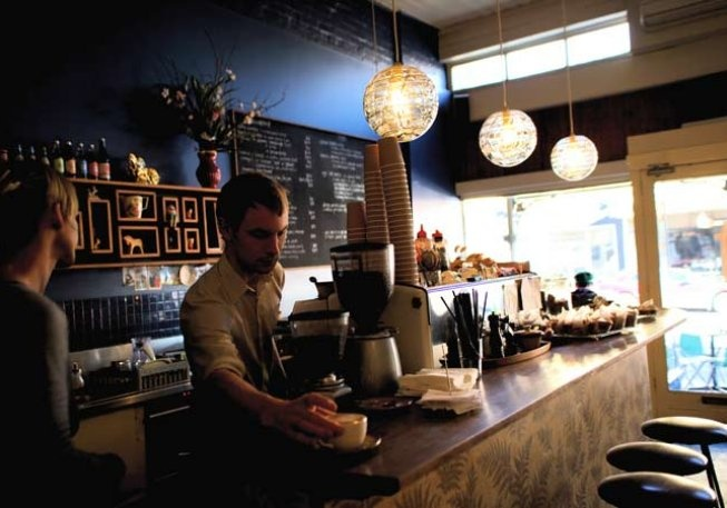 Palomino: best cafe in Melbourne? (Northcote)