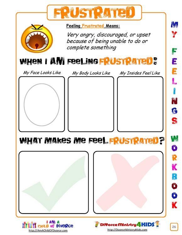 13 best Feeling Frustrated images on Pinterest Learning - feeling chart