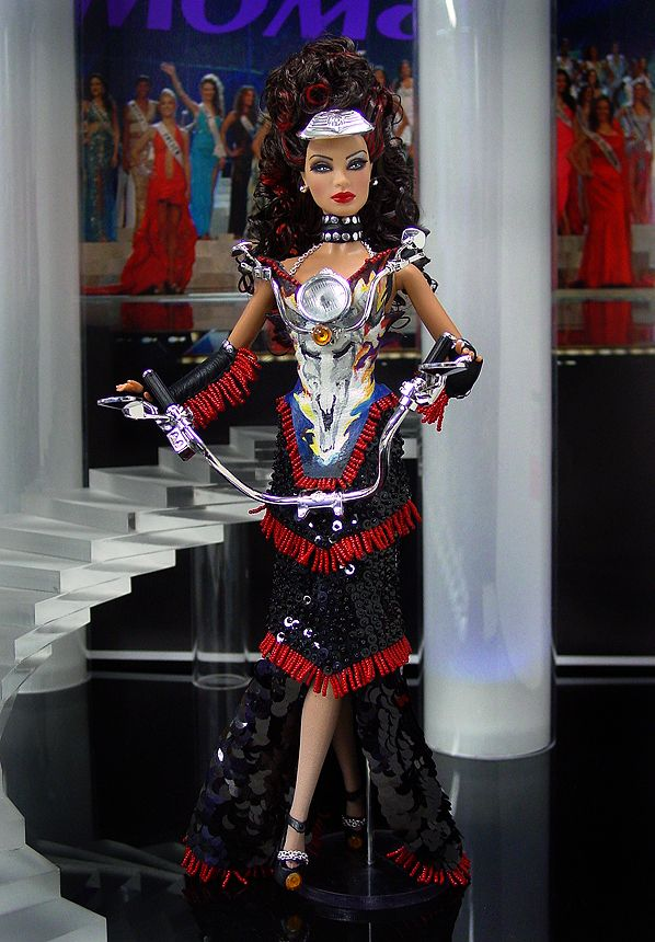 Miss Wisconsin 2012 - DOLL OF THE USA Winner 2013 - 2012 Convention Exclusive