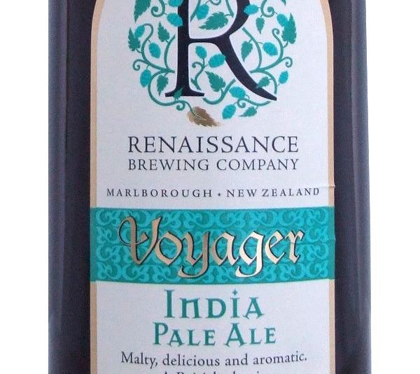 Renaissance Voyager India Pale Ale 500ml Beer in New Zealand - http://www.aotearoabeer.co.nz/beer-in-new-zealand/renaissance-voyager-india-pale-ale-500ml-beer-in-new-zealand/ #NewZealand #Aotearoa #beer #nzbeer