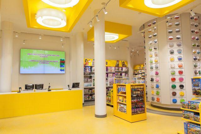 Da Mamma a Mamma.: Il Lego Store a Milano