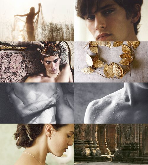 "Greek Mythology: Ares {Mars} and Aphrodite {Venus} ""Aphrodite glorious-crowned, the Bride of the strong War-god.""-Quintus Smyrnaeus, Fall of Troy"