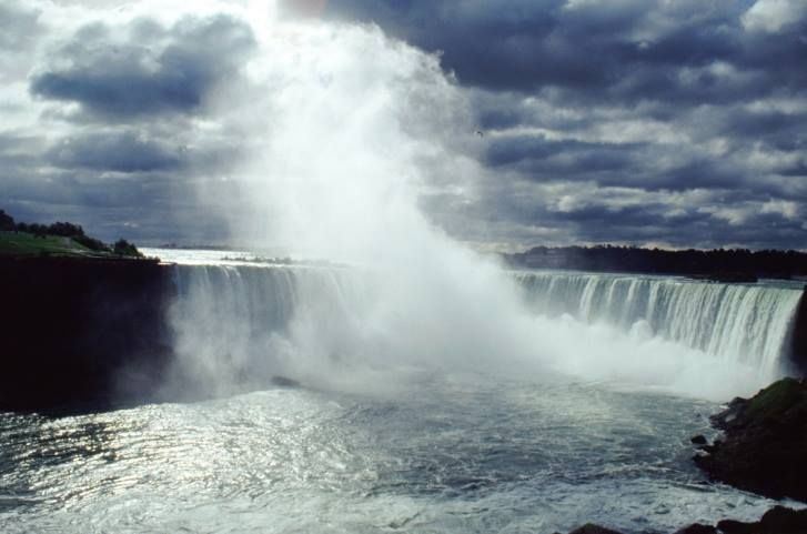 Cascate del Niagara - Canada