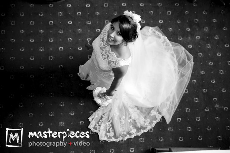 Zara looking stunning from our recent UK wedding