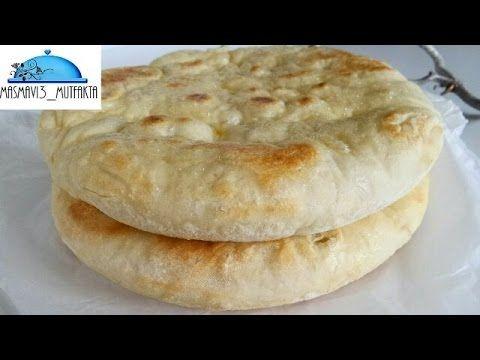 Evde 5 veya 10 Dakikada Ekmek Nasıl Yapılır - YouTube