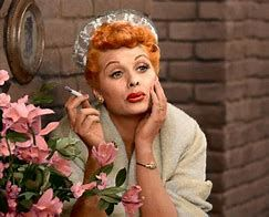 Lucille Ball, multi-talented actress
