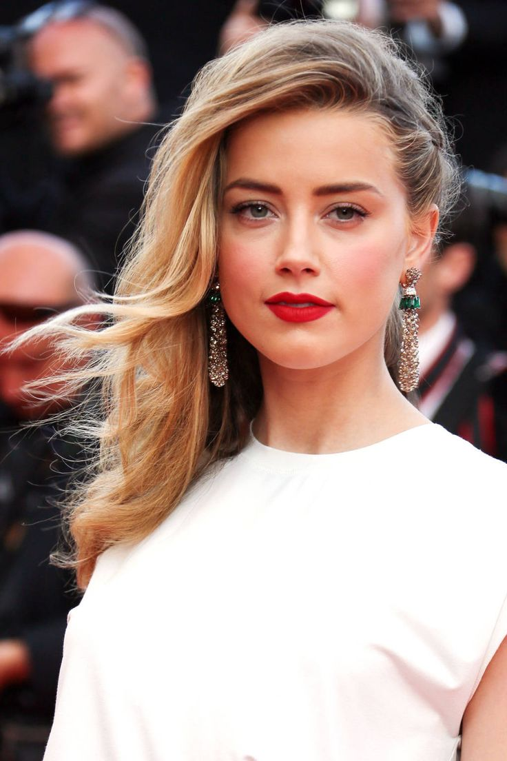 Amber Heard via @stylelist | http://aol.it/Zupn0N - SHE IS GOALS