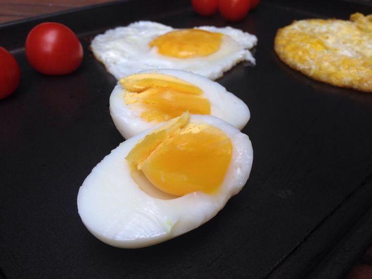 metodi di cottura delle uova