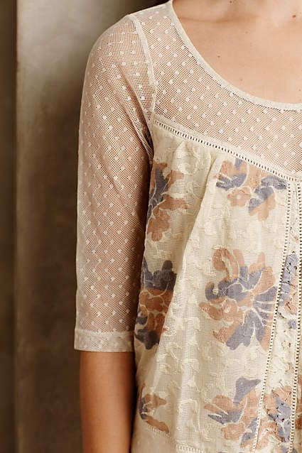 Anja Blouse - anthropologie.com #anthrofave #anthropologie