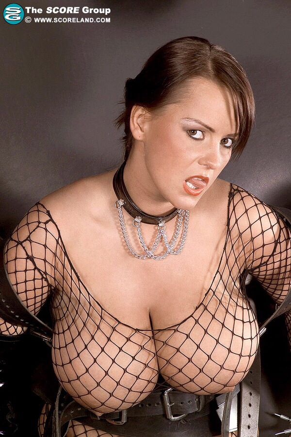 Awesome!! slut in fishnet solid