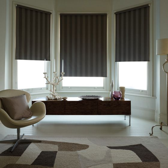 bay window blinds - Google Search