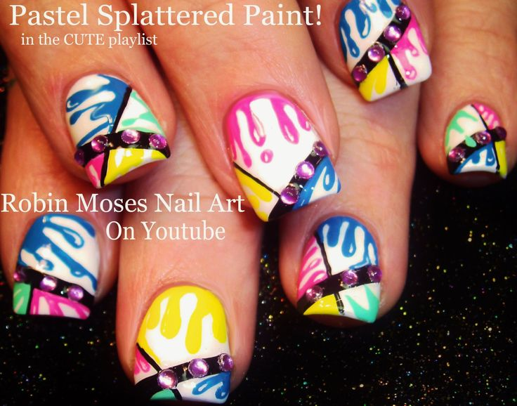735 best Robin Moses nail art images on Pinterest | Design ...
