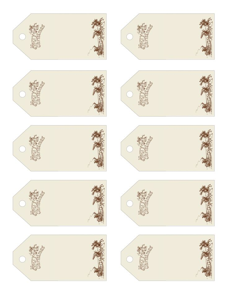 64 best Printable Christmas Gift Tags images on Pinterest Tags - printable christmas gift certificate