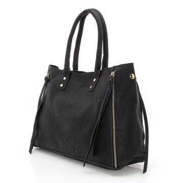 Black Shoulder Bag  MOD:768208819