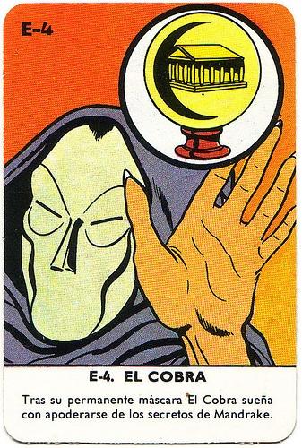 Mandrake card